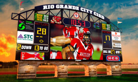 Football <span>Scoreboards</span>
